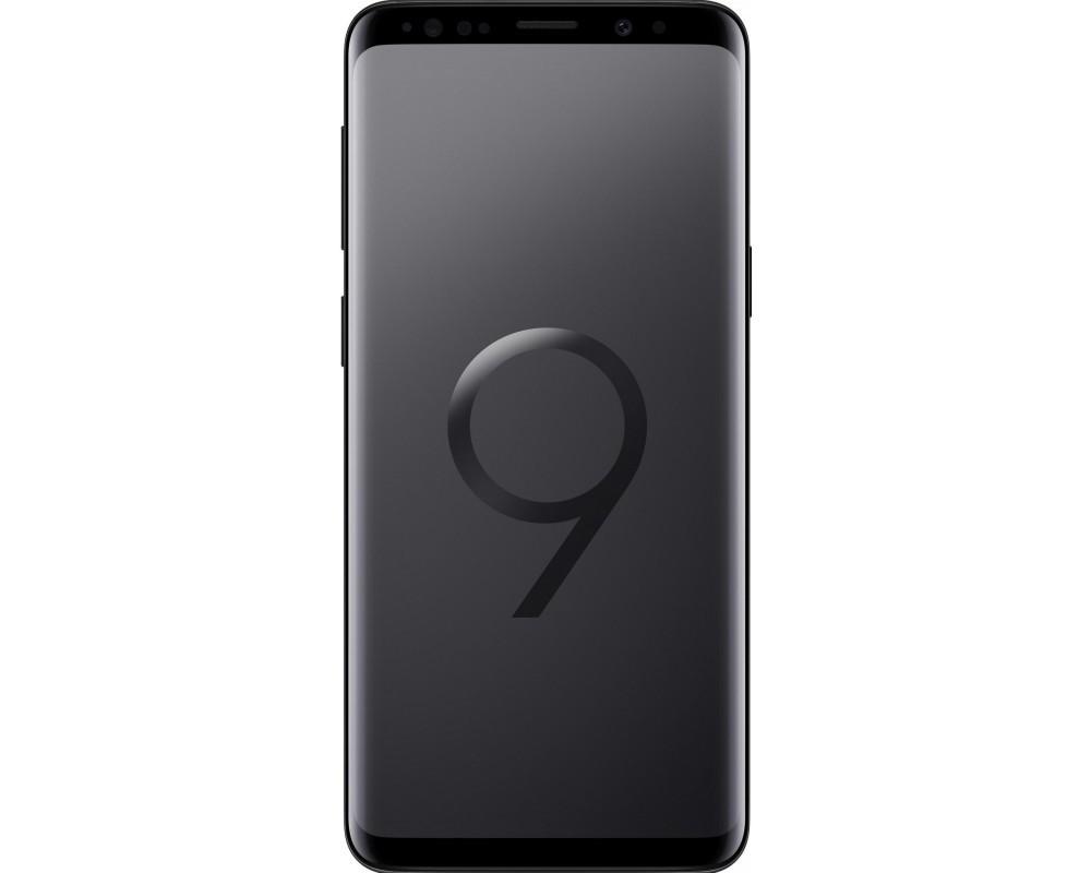 Смартфон Samsung Galaxy S9 SM-G960 DS 64GB Black (SM-G960FZKD)