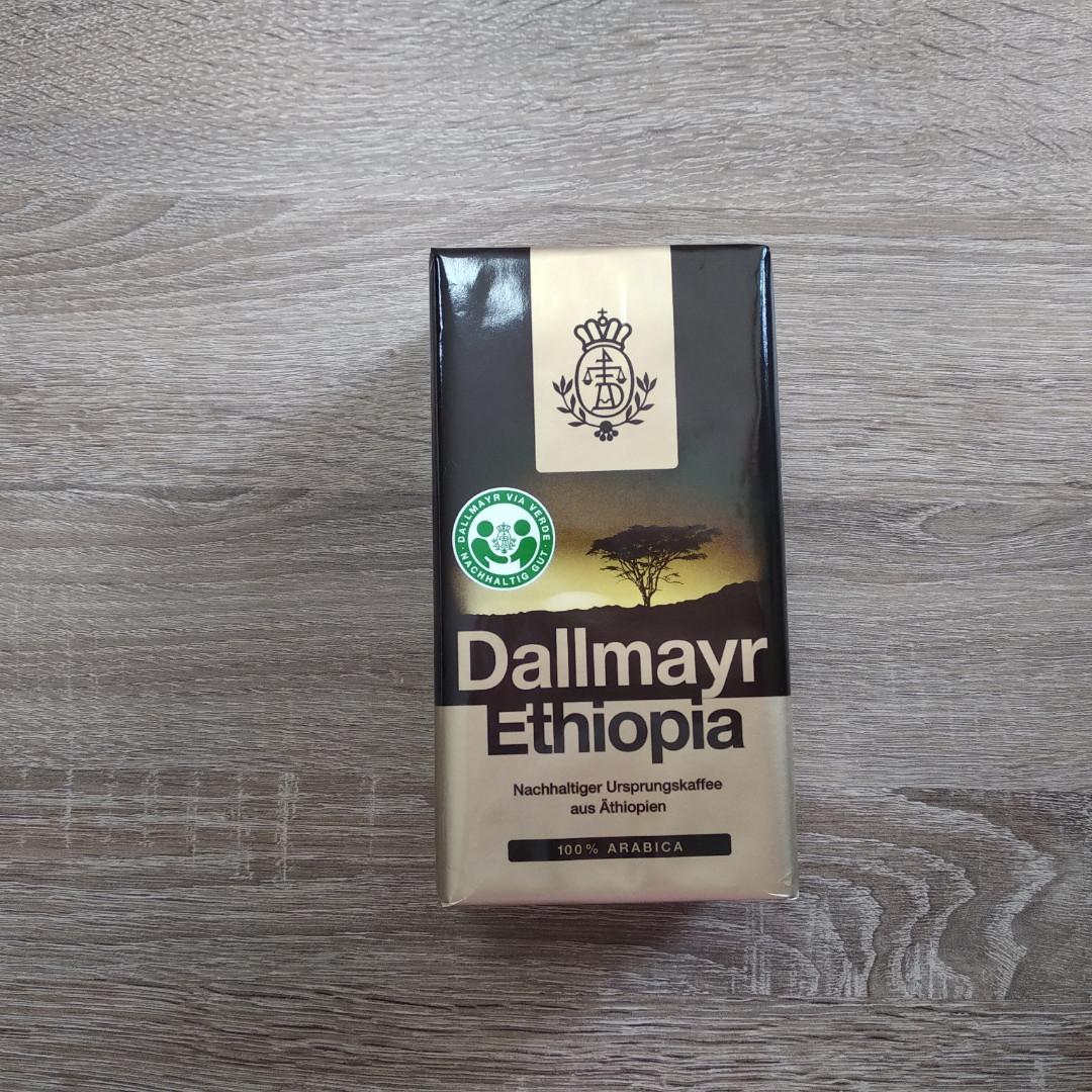 Кава Dallmayr Ethiopia мелена 500 гр.