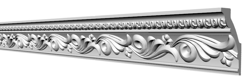 Карниз Glanzepol GP-29 (96x53)мм