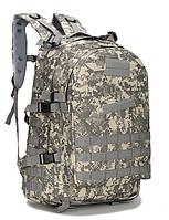 Городской тактический штурмовой военный рюкзак ForTactic 3D на 40 литров Пиксель