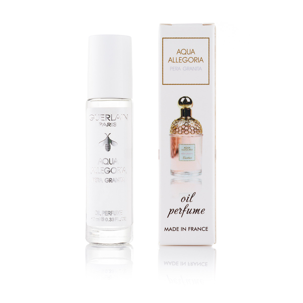 Масляный парфюм Guerlain Aqua Allegoria Pera Granita - 10 мл (шариковый) (ж)