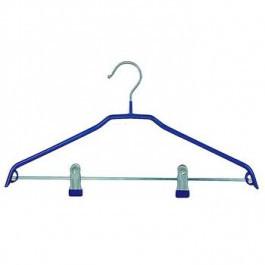 Вішак металевий для костюмів з прищіпками 44,5-22-1,2, Віланд