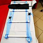 Поручень лестница с жесткими перекладинами, фото 3