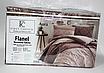 Фланелевое турецкое постельное белье First Choice, фото 2