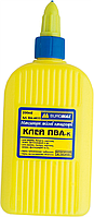 Клей ПВА BUROMAX 200 мл колпачок-дозатор BM.4833 Buromax