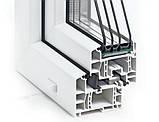Rehau - Geneo ( шестикамерные 86 мм ) окна (ПВХ) металлопластиковые., фото 2