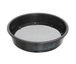 Сито для прикормки пластик plastic riddle(2mmx2mm) for bucket 25l