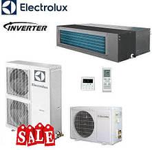 Кондиционер- Electrolux Канальные Unitary Pro Inverter (-15°C)