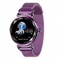 Смарт-часы H2 smartwatch violet original