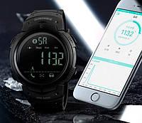 Спортивные смарт часы Skmei 1301 Bluetooth с шагомером