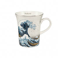 """Кружка """"Great wave silver"""""""