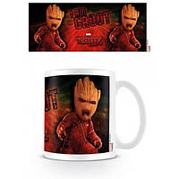 """Кружка """"Guardians of the Galaxy 2 (Angry Groot)"""""""