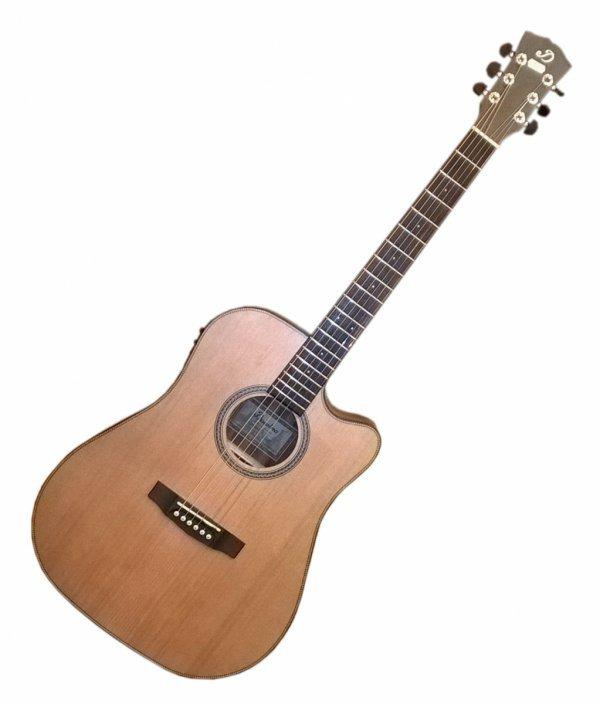 Гитары DowinaRustica DCE