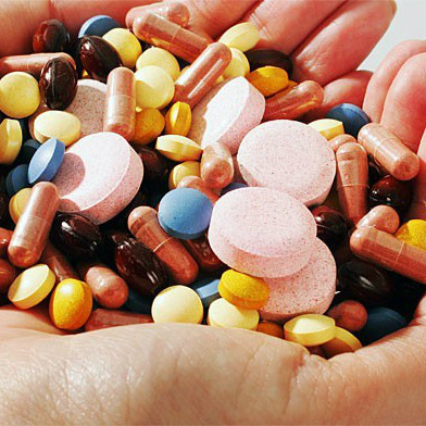 Таблетки добавки для похудения