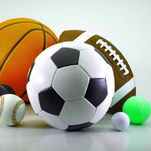 Спортивные игровые мячи
