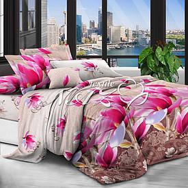 Комплект постельного белья полутороспальный 3д