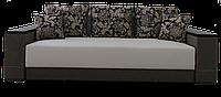 Диван Бристоль с накладками на подлокотниках
