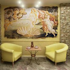 Оформление интерьерными фресками