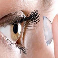 контактні лінзи