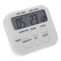 Цифровой термометр ТА278 для духовки (печи) с выносным датчиком до 300°С (РК-45820)