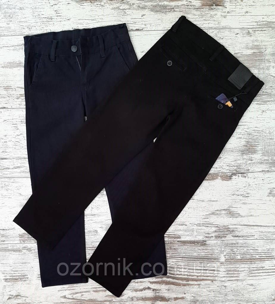 Шкільні щільні штани для хлопчиків підлітків стрейч, 11-15 років