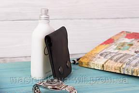Кожаная ключница для ключей ручной работы, фото 2