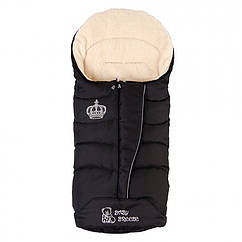 Конверт на овечьей шерсти Baby Breeze Черный 0358, КОД: 145030