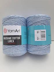Macrame Cotton Lurex (Макраме Котон Люрекс) (85% хлопок, 15% полиестер) 729