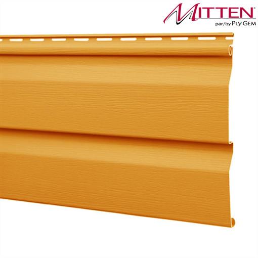 Вініловий сайдинг «Mitten Saffron»