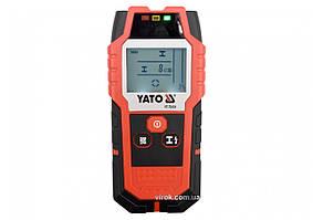 Детектор цифровой скрытых неоднородных материалов YATO YT-73131