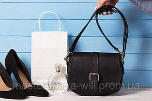 Женская кожаная сумочка 'Modern Lady' из натуральной кожи, ручная работа