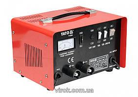 Зарядний прилад YATO 12/24V, 16А, 240Ah [2] YT-8304