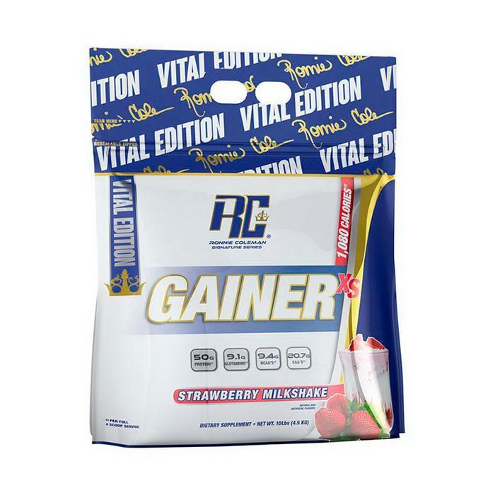 Гейнер для набора массы Ronnie Coleman Gainer XS (4.5 кг) ронни колеман хс chocolate milk
