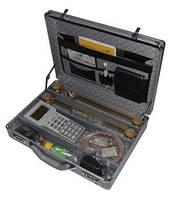 Ультразвуковой счетчик расходомер портативный