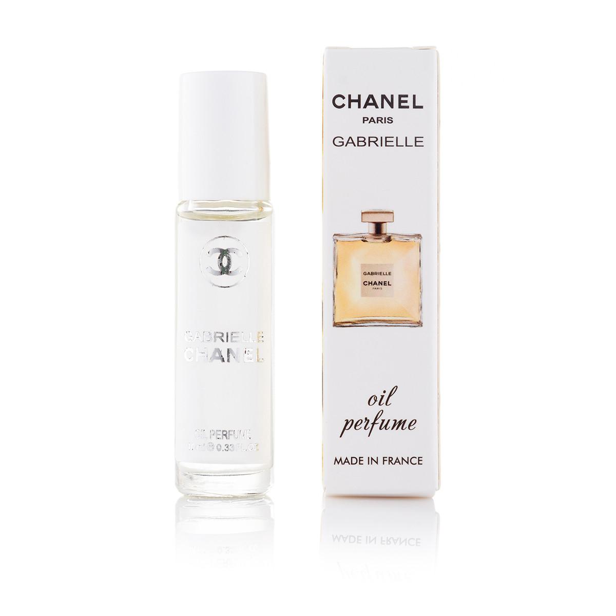 Масляний парфум Chanel Gabrielle - 10 мл (кульковий) (ж)