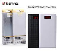 УМБ Remax Proda Series 30000 mAh Black / White, фото 1