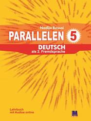 Раrallelen 5 Lehrbuch mit Audios Online (підручник)