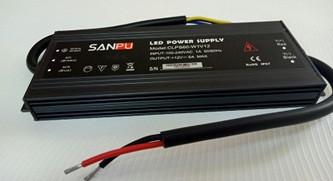 Источник питания LED монтажный 60 Вт IP65