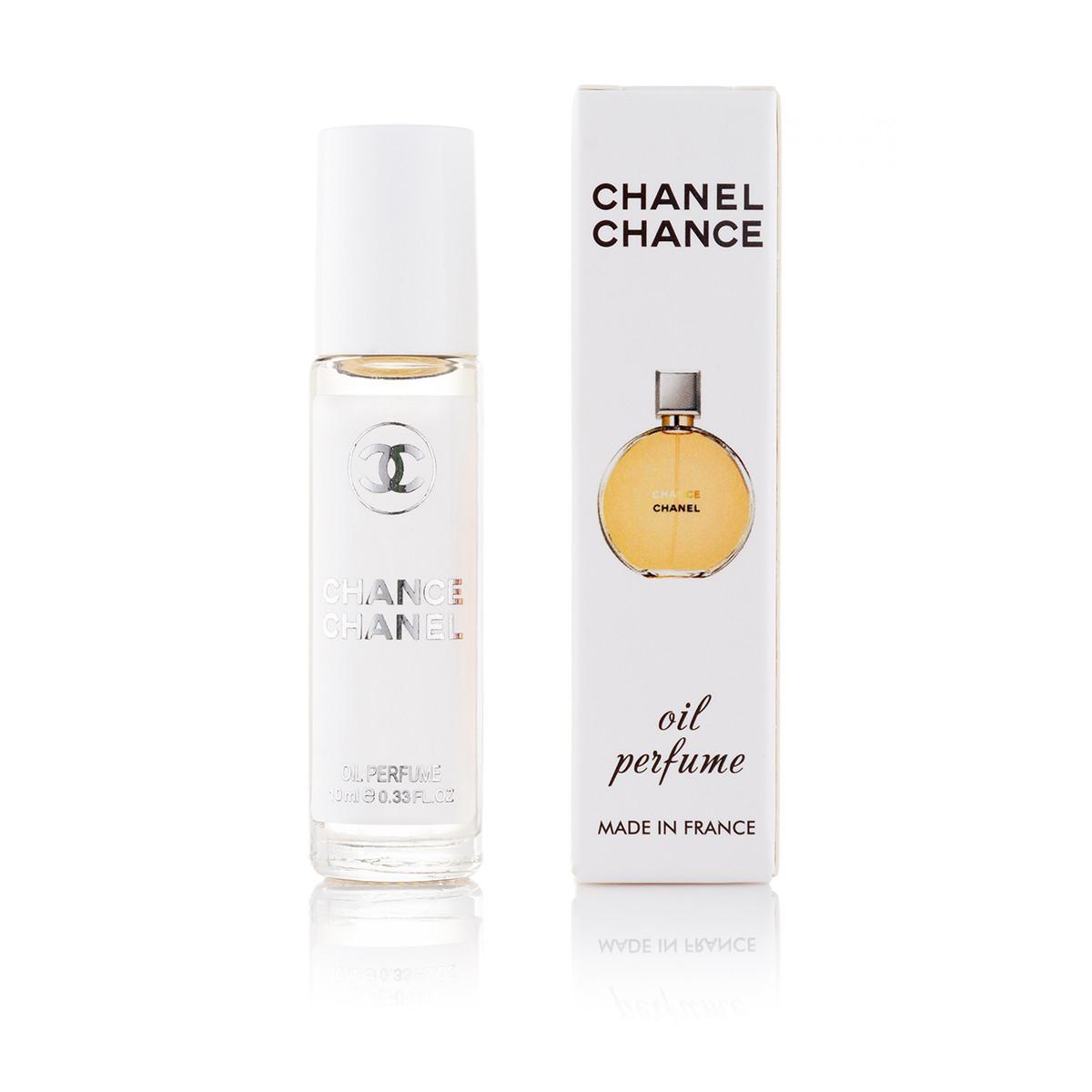 Масляний парфум Chanel Chance - 10 мл (кульковий) (ж)