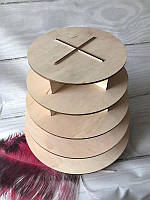 Стойка- подставка 5 ярусов для макарун,каптейков,кексов,закусок и десертов.