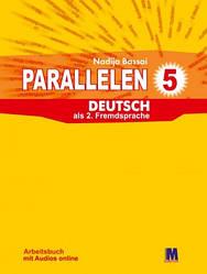 Раrallelen 5 Arbeitsbuch mit Audios Online (робочий зошит)