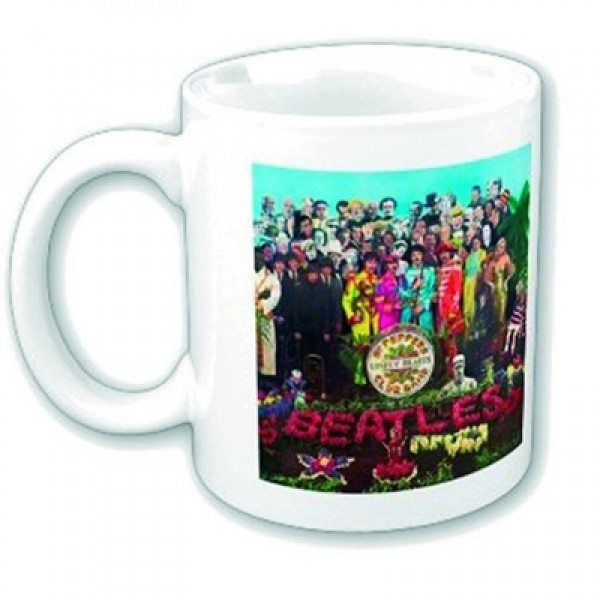 "Кружка ""The Beatles-Sgt Pepper"""