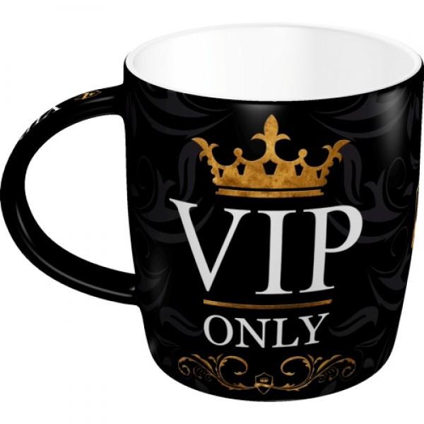 """Кружка """"VIP Only"""" Nostalgic Art (43010)"""