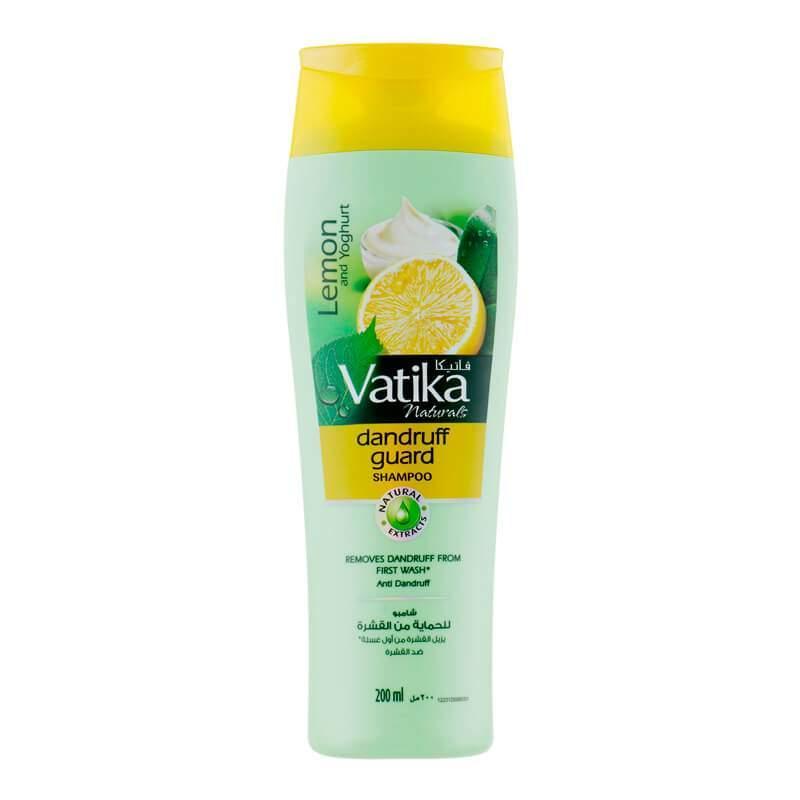 Шампунь от перхоти Dabur Vatika Naturals Dandruff Guard Shampoo