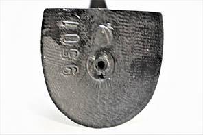 Каблук женский пластиковый 9501 Сталекс р.1-3  h-8,7-9,6 см., фото 3