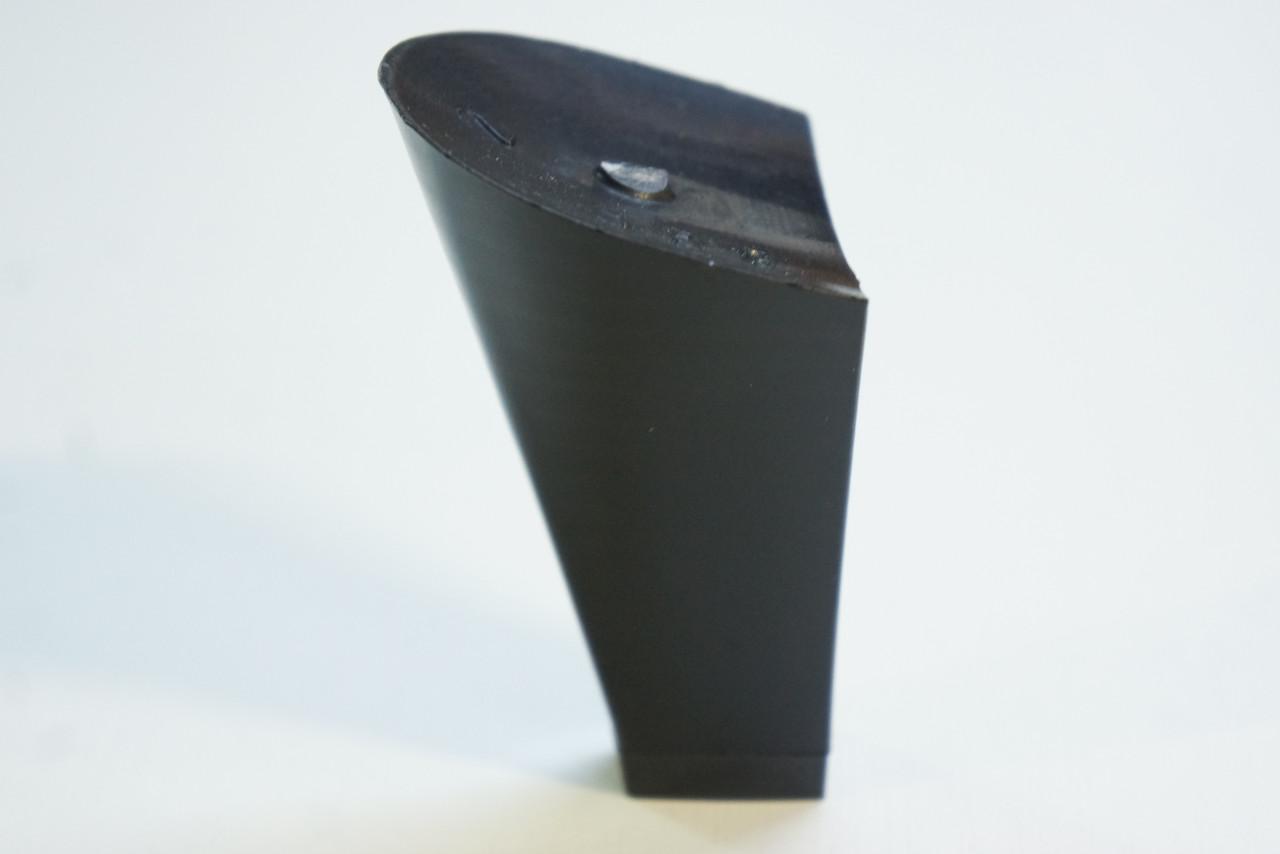 Каблук женский пластиковый 801 р.1-3  h-7,3-7,9 см.