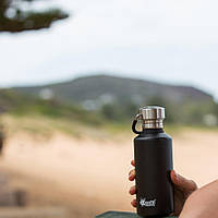 Бутылка для воды Cheeki Classic Single Wall 500 ml Matte Black