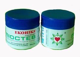 Мазь Лиостев от псориаза экземы себореи аллергии 30 г Эконика