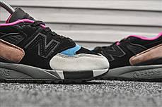 """Кроссовки New Balance 998 Black Peach """"Черные"""", фото 3"""