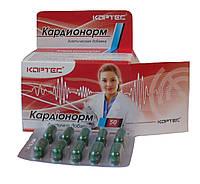 БАД Кардионорм против инфаркта миокарда и инсульта 50 таблеток Кортес